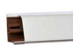 Плинтус Белый LB-37-300