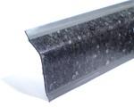 Плинтус Rehau 118 Бриллиант черный